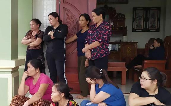 Thêm nhiều gia đình ở Nghệ An trình báo mất liên lạc với con đi sang Anh