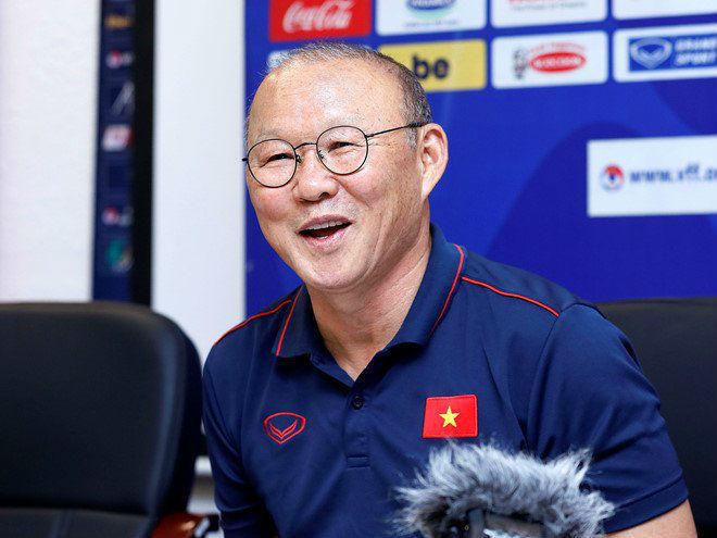 HLV Park Hang Seo sáng cửa giành danh hiệu HLV xuất sắc nhất Đông Nam Á