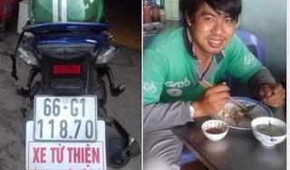 Ấm lòng tài xế chạy Grab chở miễn phí 5km cho sinh viên, người tàn tật