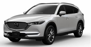 Mazda CX-8 2020 bổ sung thêm tính năng, giá từ 629 triệu đồng
