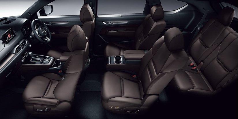Mazda CX-8 2020 bổ sung thêm tính năng, giá từ 629 triệu đồng2