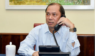 Thứ trưởng Ngoại giao Việt Nam điện đàm với Quốc Vụ khanh Anh