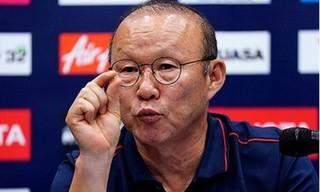 HLV Park Hang Seo lo lắng khi Việt Nam rơi vào bảng 'tử thần' ở SEA Game
