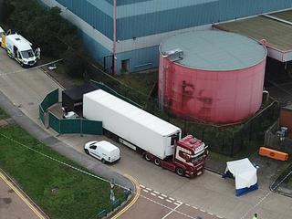 Lộ diện kẻ chủ mưu người Việt vụ 39 người chết trong xe container
