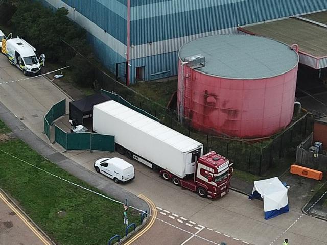 Lộ diện kẻ chủ mưu người Việt vụ 39 người chết trong xe container ở Anh
