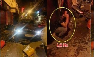 Danh tính tài xế và nạn nhân vụ BMW tông hàng loạt người trên phố Hà Nội