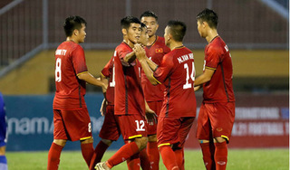 Lịch thi đấu U21 Quốc tế 2019: U21 Việt Nam gặp đội bóng Châu Âu