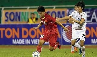 Hàng công tỏa sáng, U21 Việt Nam thắng đậm U21 Hanyang