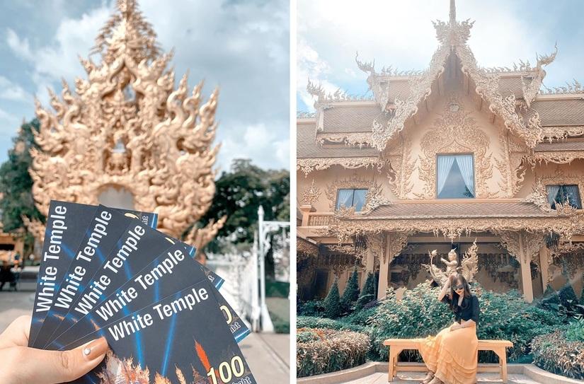 Chiang Mai đẹp quên lối về qua góc check-in của 9X Hà thành
