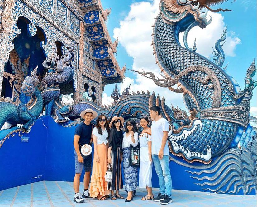 Chiang Mai đẹp quên lối về qua góc check-in của 9X Hà thành10