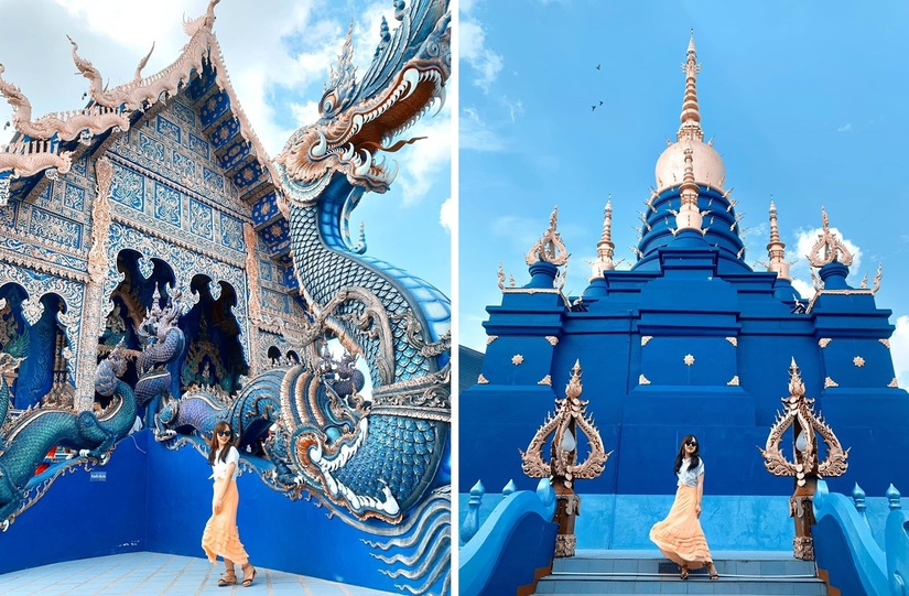 Chiang Mai đẹp quên lối về qua góc check-in của 9X Hà thành2