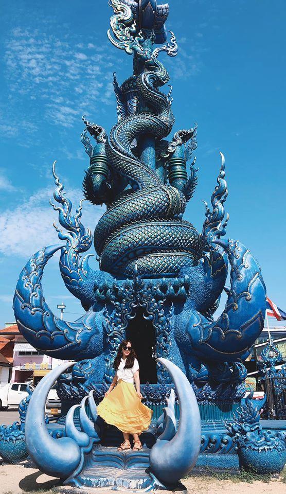 Chiang Mai đẹp quên lối về qua góc check-in của 9X Hà thành12