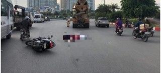 Va chạm với xe bồn, 2 người phụ nữ tử vong thương tâm