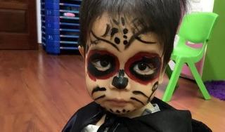 Loạt hình ảnh hóa trang siêu đáng yêu của các bé dịp Halloween