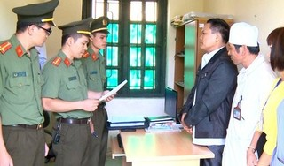 Bắt vợ giám đốc cùng 2 trưởng khoa Bệnh viện Tâm thần Thanh Hóa
