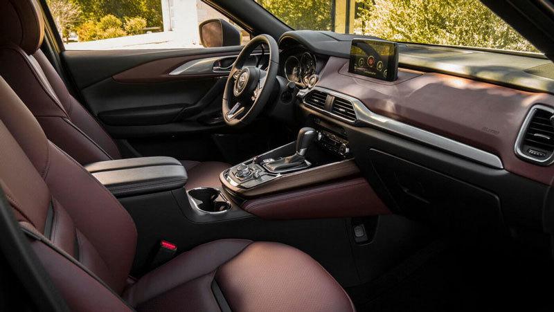 Mazda CX-9 2020 thêm nhiều tính năng, giá chỉ gần 800 triệu đồng