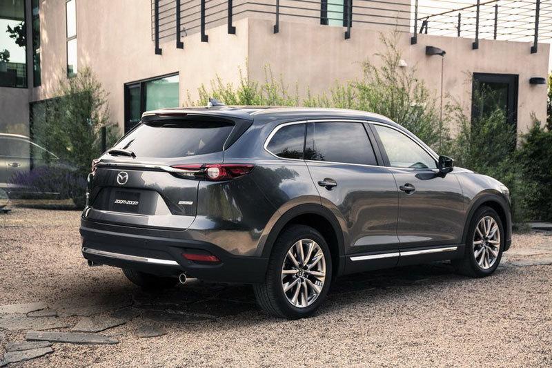 Mazda CX-9 2020 thêm nhiều tính năng, giá chỉ gần 800 triệu đồng2