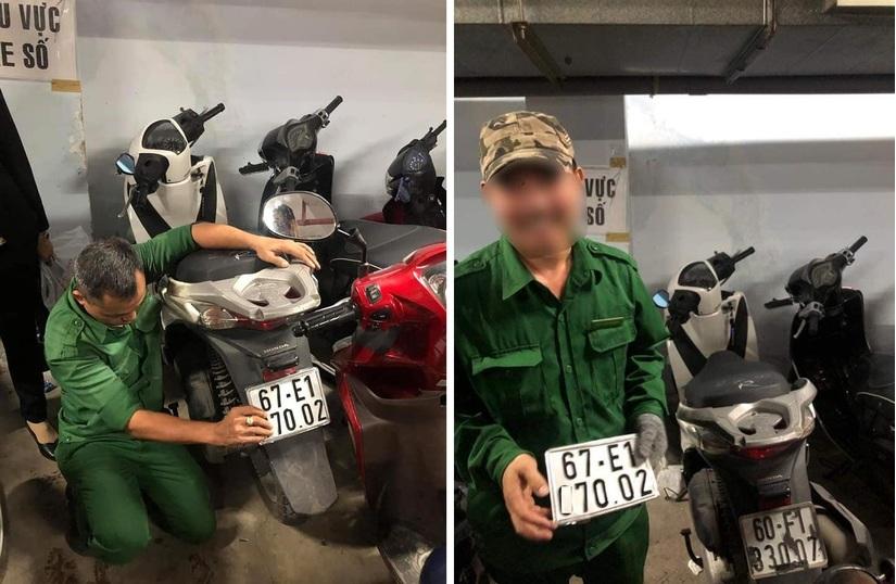 Dân mạng cảnh giác với thủ đoạn trộm xe máy tinh vi mới