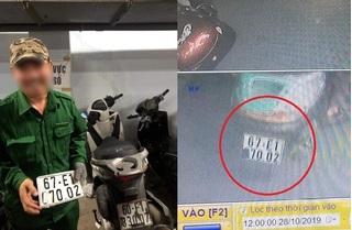 Dân mạng 'vạch mặt' thủ đoạn trộm xe máy cực tinh vi không ai ngờ tới