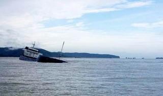 Danh tính 2 thuyền viên được cứu sau khi Tàu Thành Công 999 bị chìm trên biển