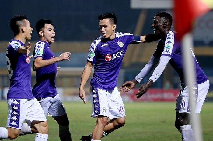 Văn Quyết tỏa sáng giúp Hà Nội lần đầu tiên vô địch cúp Quốc gia.