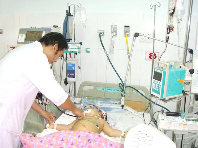 Đã có ít nhất 50 người chết vì sốt xuất huyết - Ảnh 1.