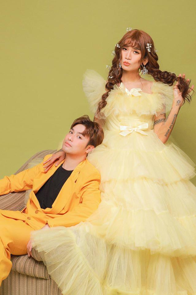 BB Trần và người yêu bất ngờ tung ảnh cưới, cô dâu xinh đến phát hờn5