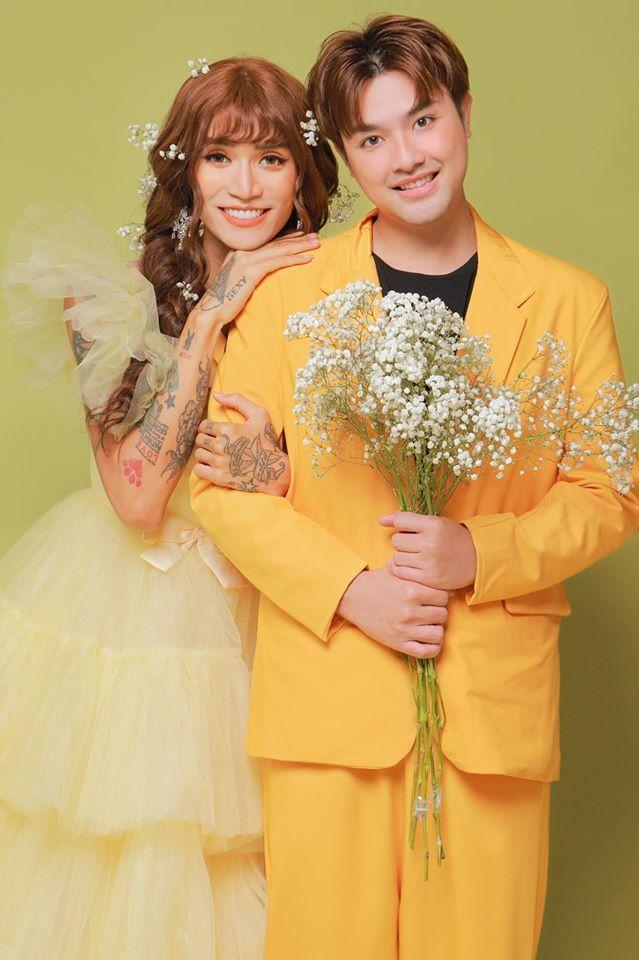 BB Trần và người yêu bất ngờ tung ảnh cưới, cô dâu xinh đến phát hờn9