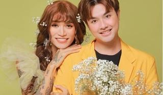 BB Trần và người yêu bất ngờ tung ảnh cưới, cô dâu xinh 'phát hờn'
