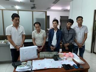 Phá đường dây ma túy liên tỉnh, bắt 3 anh em là 'ông trùm' người Nam Định