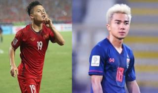 Quang Hải đấu Chanathip ở danh hiệu cầu thủ xuất sắc nhất ĐNA 2019