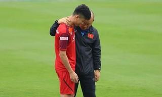 Phan Văn Đức thèm khát được xỏ giày ra sân cống hiến cho đội tuyển