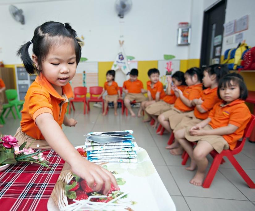Triển khai chương trình 'Sữa học đường' trên địa bàn TP.Hồ Chí Minh với chủ đề 'Chung tay vì một Việt Nam vươn cao'