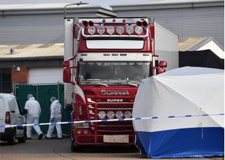 Lý do cảnh sát Anh chưa thể công bố danh tính dù tin rằng 39 thi thể là người Việt