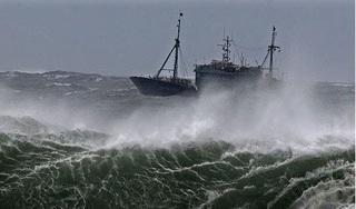 Xuất hiện vùng áp thấp trên Biển Đông, miền Trung hứng mưa to