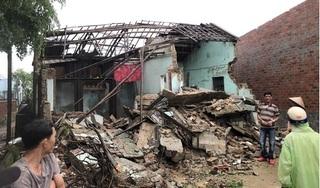 """Xây kè biển bị sóng đánh """"nát vụn"""" trong bão để bảo vệ 111 hộ dân"""