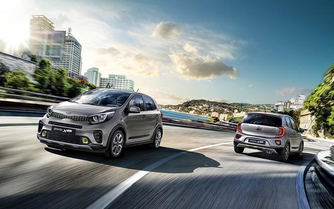 KIA Morning mới giá 340 triệu đồng có gì hay để đấu Hyundai Grand i10