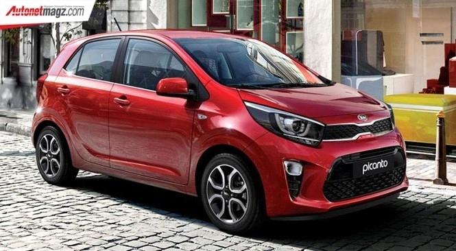 KIA Morning mới giá 340 triệu đồng có gì hay để đấu Hyundai Grand i103