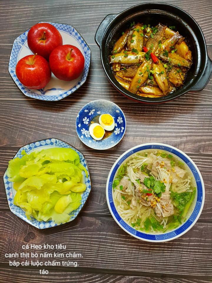 Trọn bộ bí kíp nấu ăn siêu ngon của người vợ đảm