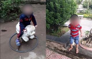 Phát hiện thi thể bé trai 4 tuổi mất tích cách nhà 100m khi đang chơi cùng bà nội