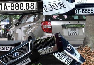 Chủ phương tiện sẽ phải nộp lại biển số khi bán xe?