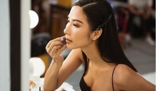 Hoàng Thùy lộ mặt mộc trong 'Hành trình đến Hoa hậu Hoàn vũ 2019'
