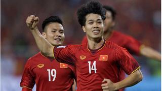Nhiều trụ cột tuyển Việt Nam nguy cơ ngồi ngoài ở trận gặp Thái Lan