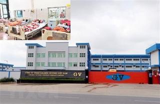 Công nhân Nam Định đi làm lại sau sự cố rò rỉ khí độc liên tiếp