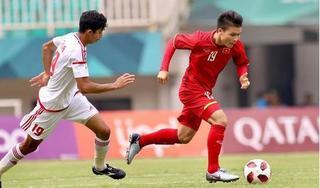 Giá trị đội tuyển UAE cao gấp 9 lần so với Việt Nam