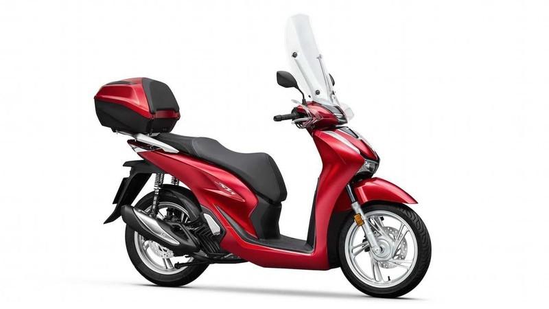 Ra mắt với giá từ 71 triệu đồng, Honda SH 2020 được cải tiến những gì