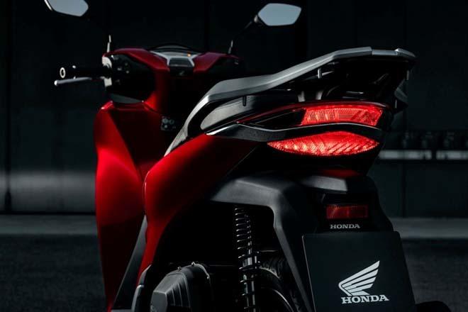 Ra mắt với giá từ 71 triệu đồng, Honda SH 2020 được cải tiến những gì3