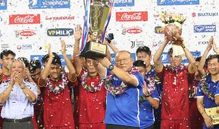 HLV Park Hang Seo gia hạn hợp đồng 3 năm với VFF
