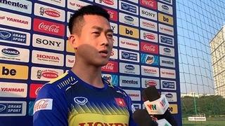 Cầu thủ tuyển Việt Nam nói gì khi HLV Park gia hạn hợp đồng với VFF?