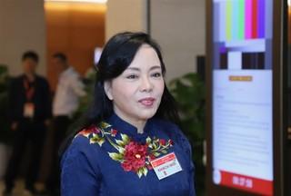 Bộ trưởng lý giải chưa giới thiệu người thay bà Nguyễn Thị Kim Tiến